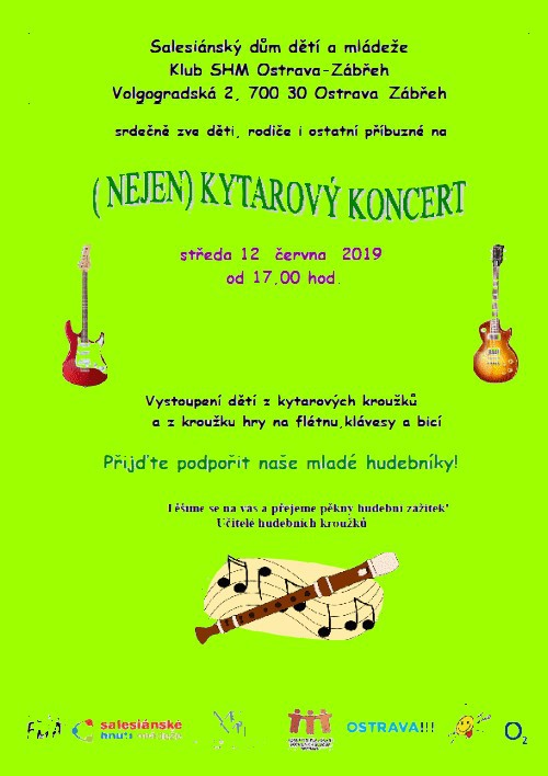 (Nejen) kytarový koncert